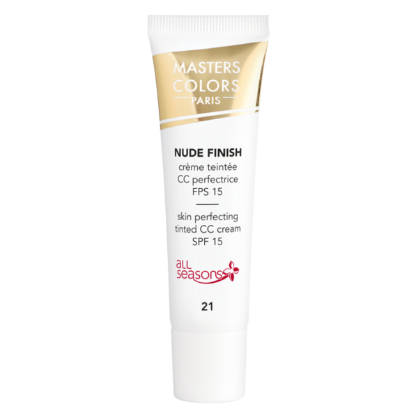 NUDE FINISH – 21 Medium Rose