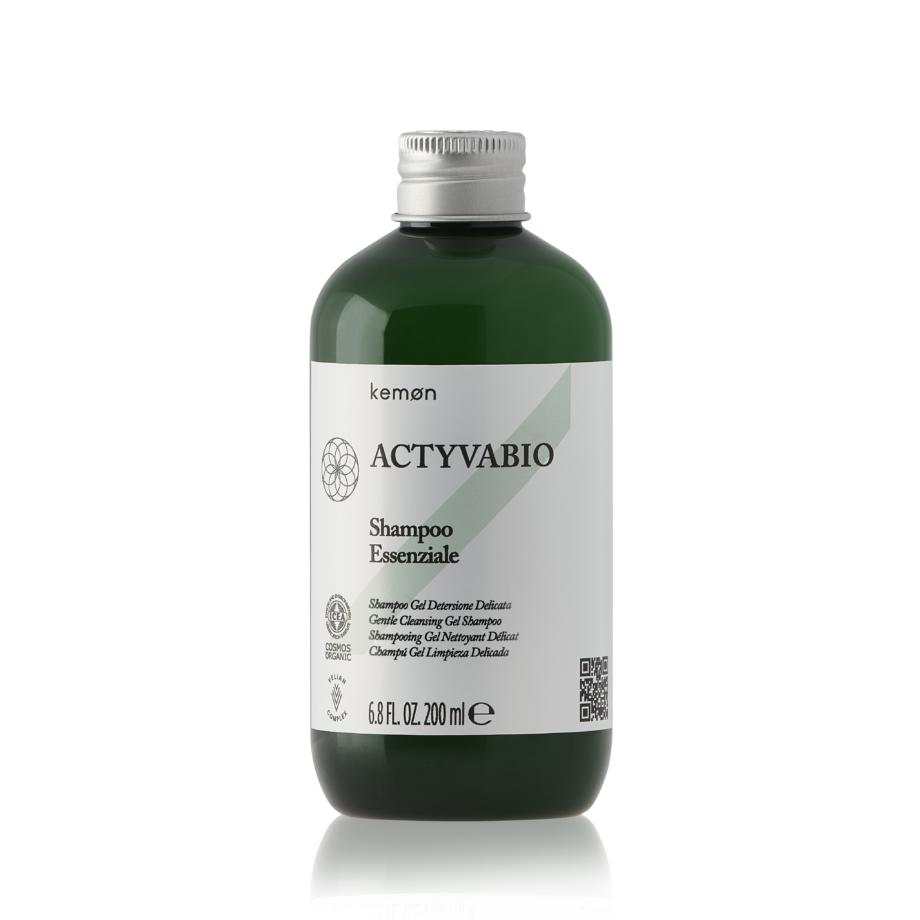 Actyvabio Shampoo Essenziale 200mlbis