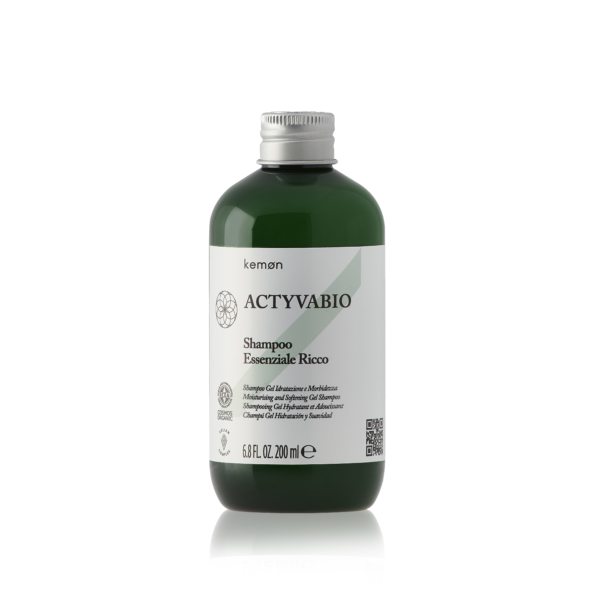 Actyvabio Shampoo Essenziale Ricco 200mlbis