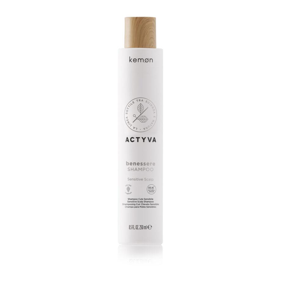 Actyva benessere shampoo 250 ml Velian