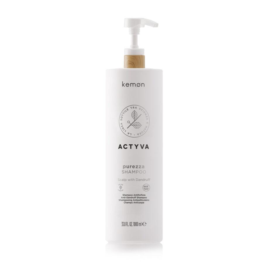 Actyva purezza shampoo 1000 ml Velian