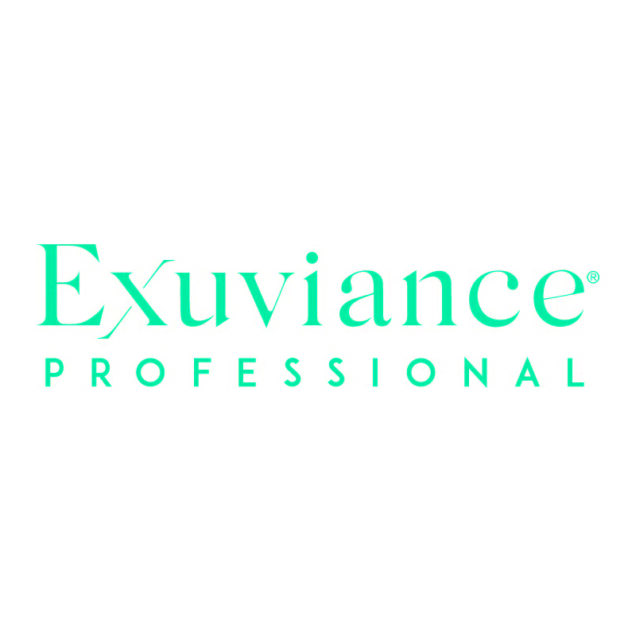 EXUVIANCE PROFESSIONAL LOGO WITH TRADEMARK TEAL